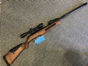 Gamo Maxim Elite with Hawke Scope .22 Used